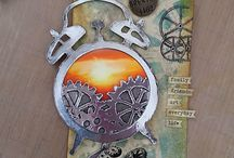 12 tags 2014 / by Tim Holtz