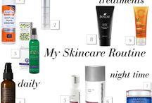 Beauty Product Junkie:  Reviews and Recs / Some of my favorite beauty products...