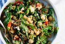 Recipes - Salads / by Isheeta Gandhi