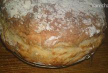 Chleby,Housky,Rohlíky - pečení