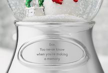 Christmas Decorating / Stockings by the fireplace, ornaments on the tree - personalized details make home a special place for the holidays. / by Things Remembered