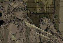 The legend of Zelda Happy Mask Salesman