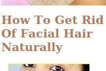facial hair removers