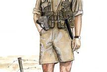 2OTH-ITALIAN ARMY-AFRICA
