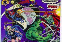 the defenders marvel comics