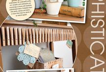Crafty Inspiration / by Julie Poskie Lackman