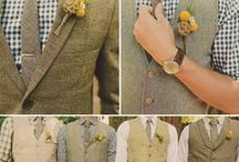 Men's section ;) / Great ideas for the groom and groomsmen