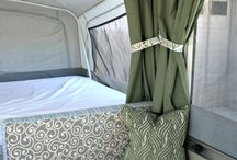 Camping / Trailer makeovers and ideas, camping food, camping ideas, all things CAMPING!