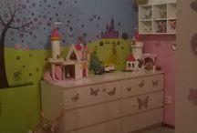 Kids room renovation