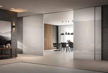 Porte Design / Porte interne concepite per essere elementi di arredo