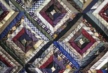 Necktie quilts / by Sandra Baker