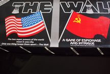 Cold War board game / Fascinating, rare board game released on the 25th anniversary of the Berlin Wall