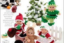 Bambole e vestiti / Da vestiti delle Barbie alle pigotte