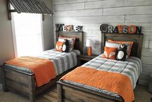 HOME - Boy Bedroom
