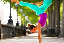 Yoga / by Aimee Merkle
