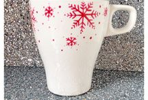 xmas cups