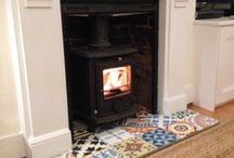 Fire Place Tiles