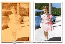 Photo Restoration / Digital Photo Restoration and Photo-to-Art Ideas