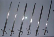 Swords XVII-XIX c.