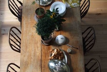 Dining Table N Chair / ... The boheme pieces to sit and eat off