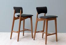 cadeiras / by Renata Steffen