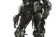 ロボット_箱機械