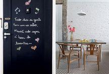 Halls & Entradas / Ideias para organizar a bagunça com charme mesmo em pequenos espaços.