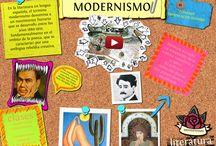 Modernismo y la Generación del 98.