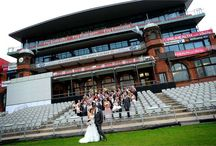 Sporting Wedding Venues / Amazing wedding venues with a sporty link.