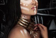 Body art indígena