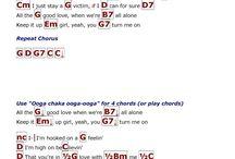 Ukulele Songs (Chords)