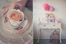 shabby + romantic