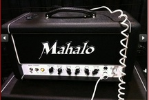 Our Amp Pics / by Mahalo Amplification