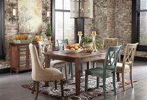 Vintage Casual / Con el estilo vintage podrás darle un estilo casual y unico a tu decoración.