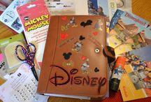 My Passporter Disney Plans / by Rebecca M