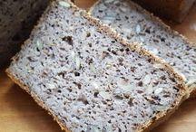 Chleb- bez glutenu / kasza.../