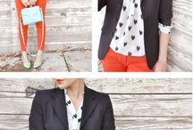 Fashion / Style: Fashionista's Lookbook / Style inspirations... / by Eveeta Bajracharya