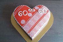 Cake / Tu sú moje torty. :-D