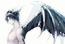 Sötét angyalok