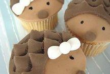 Cupcake en taartjes