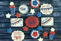 Cookies - Patriotic/4th of July