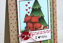 Cards / by Bonnie Holubetz