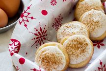 Christmas foods delicious. .