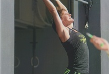 All things crossfit / by Amanda Osborne Underwood