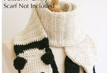 crochet ladies accessories / vests, jackets, shawls