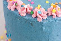Cake, cupcakes enz / Recepten die ik nog een keer wil maken