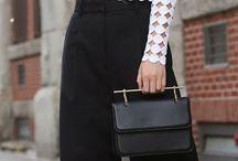 Workwear goals / Hot work looks