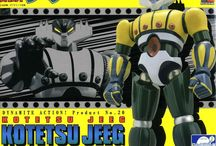 JEEG EVOLUTION TOY DYNAMITE ACTION N-20