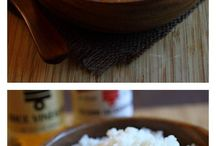 Sushi / How to make rice and sushi rolls I am going to try