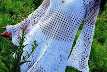 virkattu mekko